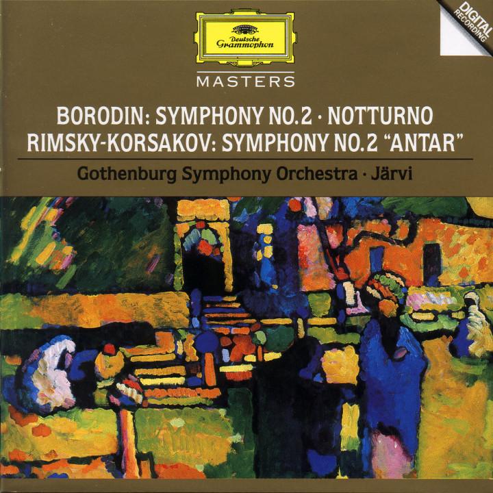 Sinfonie Nr. 2 h-moll & Streichquartett Nr. 2 D-dur; Sinfonie Nr. 2 op. 9 0028944556829