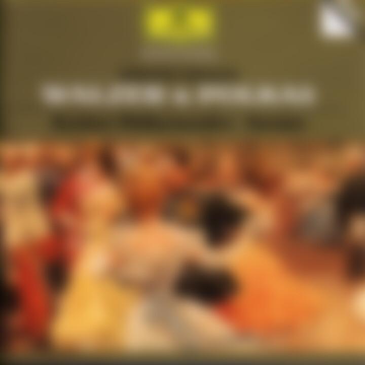 Strauss, J.I & J.II/Josef Strauss: Walzer & Polkas 0028944557026