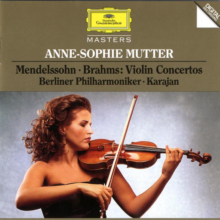 Mendelssohn / Brahms: Violin Concertos 0028944551525