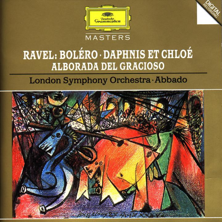 Ravel: Daphnis et Chloë 0028944551927