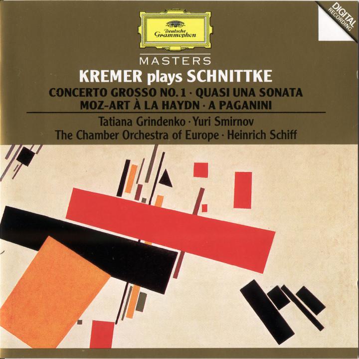 Schnittke: Concerto grosso No.1; Quasi una sonata; Moz-Art à la Haydn 0028944552021