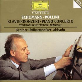 Robert Schumann, Schumann: Piano Concerto, Symphonic Etudes, 00028944552225
