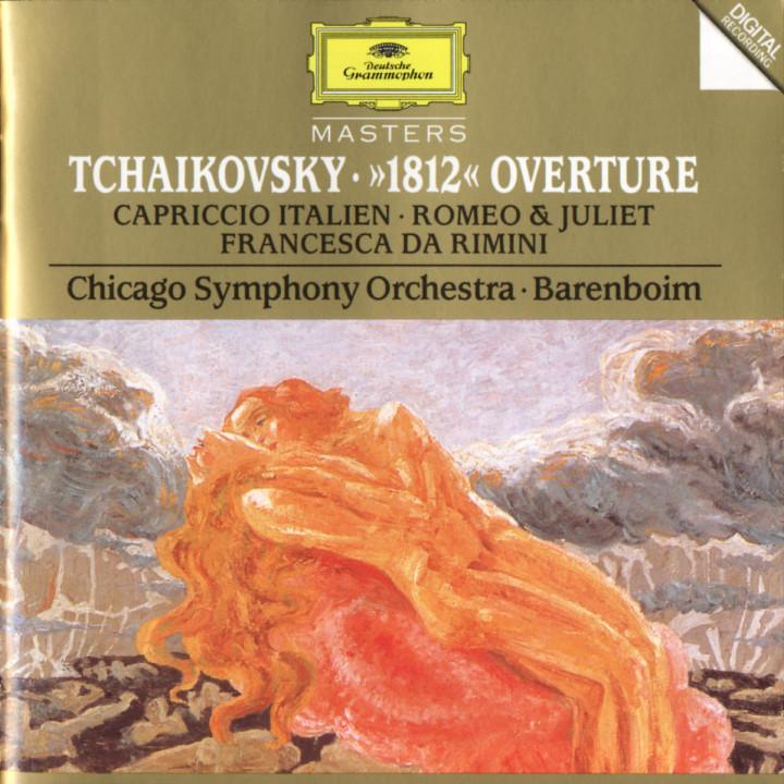 "Tchaikovsky: ""1812"" Overture; Capriccio italien; Romeo & Juliet; Francesca da Rimini 0028944552320"