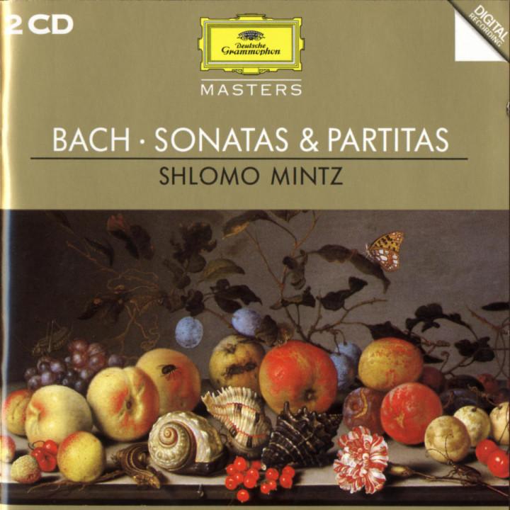 J.S. Bach: Sonatas & Partitas 0028944552629