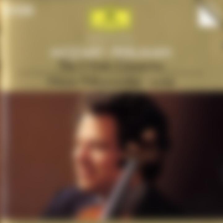 Mozart: The 5 Violin Concertos 0028944553527
