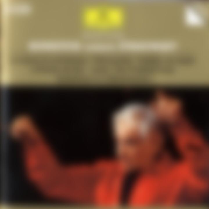 Bernstein conducts Stravinsky 0028944553826