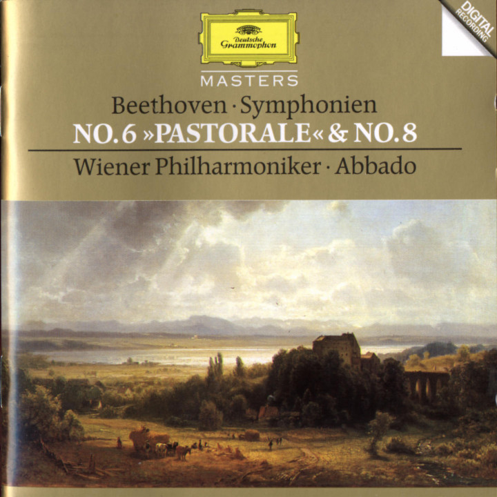 "Beethoven: Symphonies Nos.6 ""Pastoral"" & 8 0028944554229"
