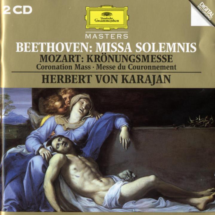 Mozart:Coronation Mass / Beethoven: Missa Solemnis 0028944554322