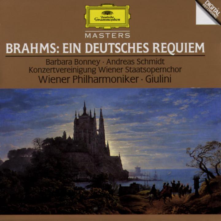 Brahms: Ein Deutsches Requiem, Op. 45 0028944554621