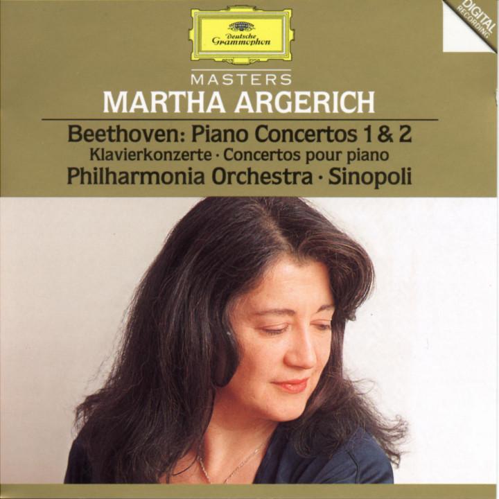 Beethoven: Piano Concertos No.1 Op.15 & No.2 Op.19 0028944550421