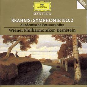 Johannes Brahms, Brahms: Symphony No.2, 00028944550627
