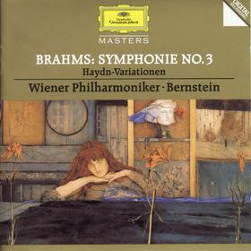 Johannes Brahms, Brahms: Symphony No.3, 00028944550726