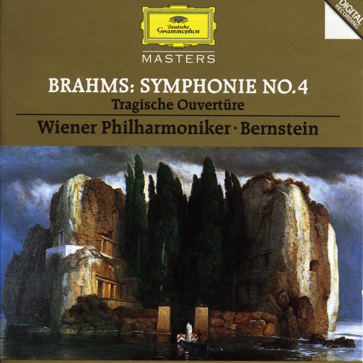 Sinfonie Nr. 4 e-moll; Tragische Ouvertüre d-moll 0028944550823