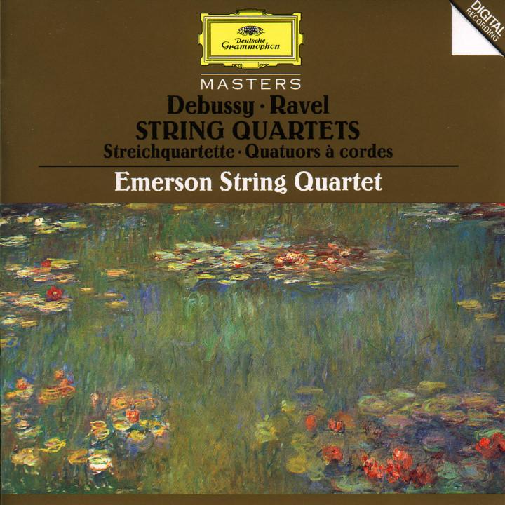 Streichquartett g-moll op. 10; Streichquartett F-dur 0028944550926