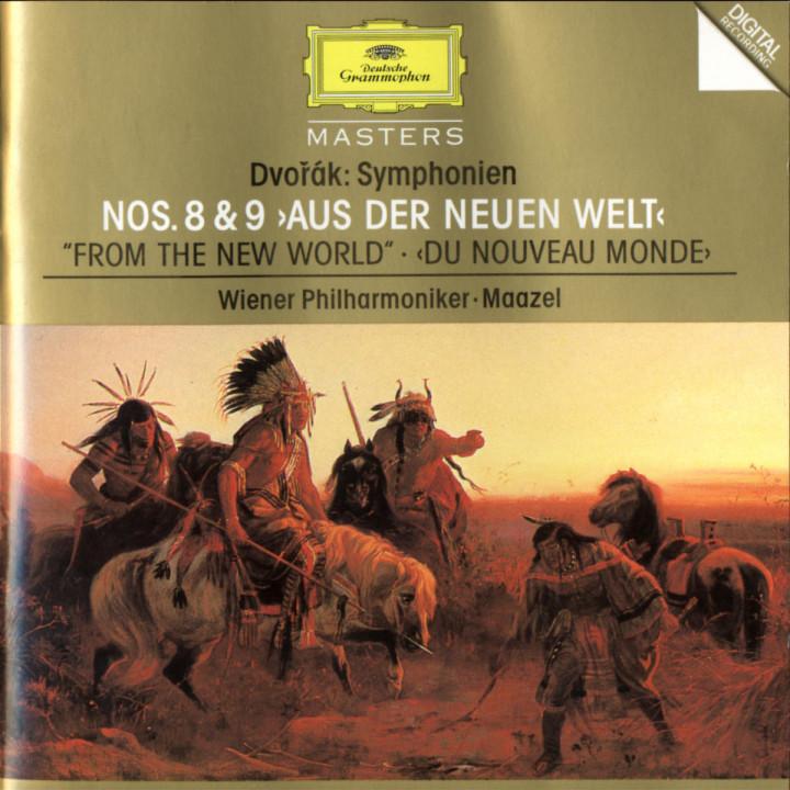 "Dvorák: Symphonies Nos.8 & 9 ""From The New World"" 0028944551020"