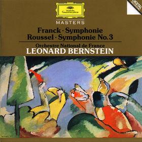 César Franck, Sinfonie d-moll; Sinfonie Nr. 3 g-moll op. 42, 00028944551228
