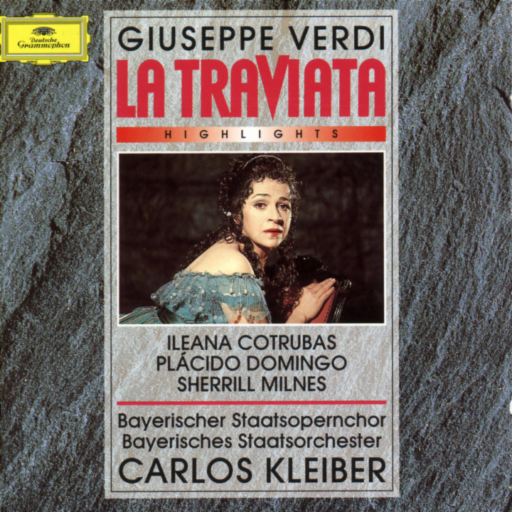 Verdi: La Traviata - Highlights 0028944546929
