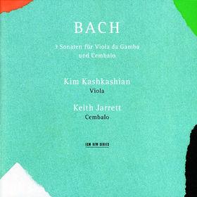 Keith Jarrett, Sonaten für Viola da Gamba und Cembalo, 00028944523027