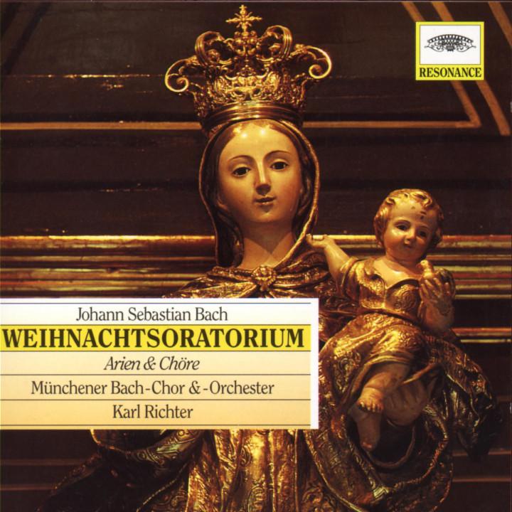 Weihnachtsoratorium - Arien & Chöre 0028944504420