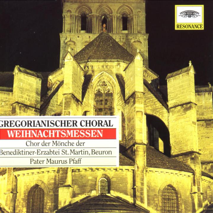 Gregorian Chant - Christmas Masses 0028944504626