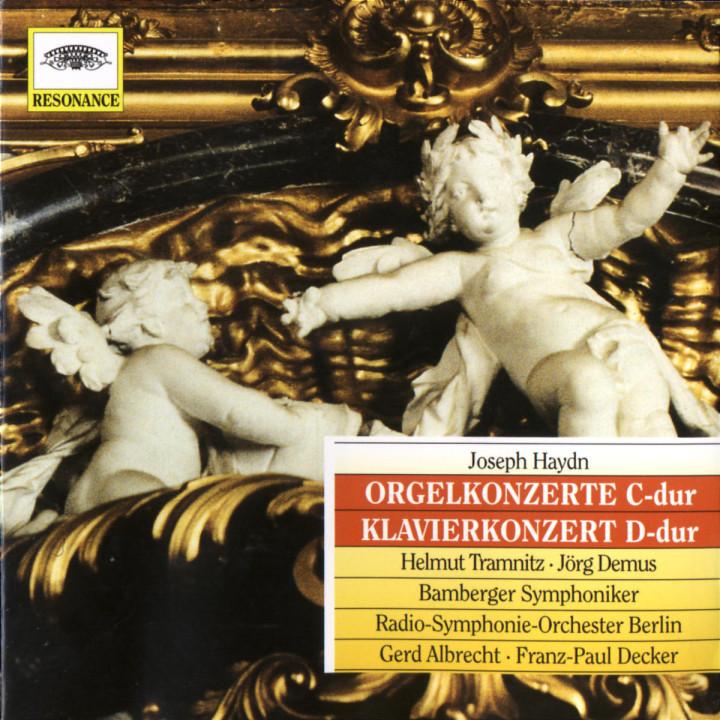 Orgelkonzerte; Klavierkonzert 0028944507526