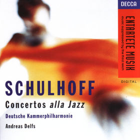 Angela Gheorghiu, Schulhoff: Concertos alla Jazz, 00028944481921
