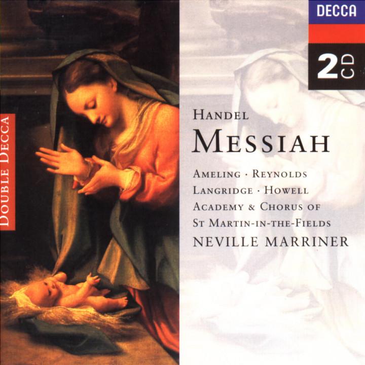Handel: Messiah 0028944482421