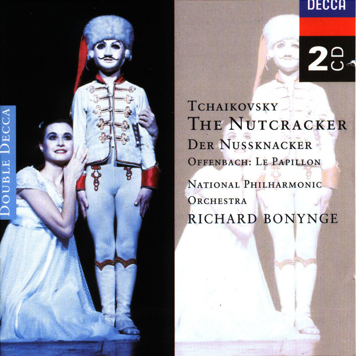 Tchaikovsky: The Nutcracker/Offenbach: Le Papillon 0028944482720