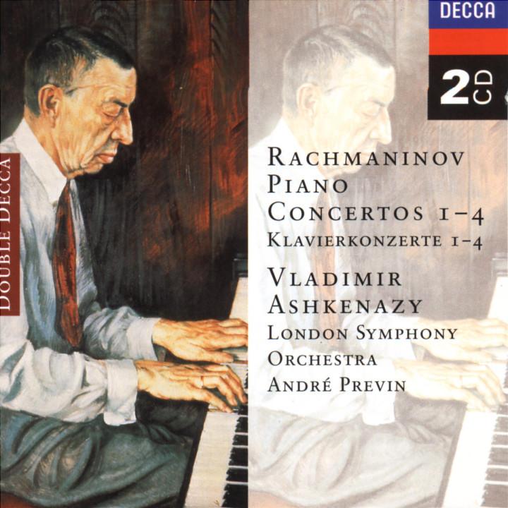 Rachmaninov: Piano Concertos Nos. 1-4 0028944483927