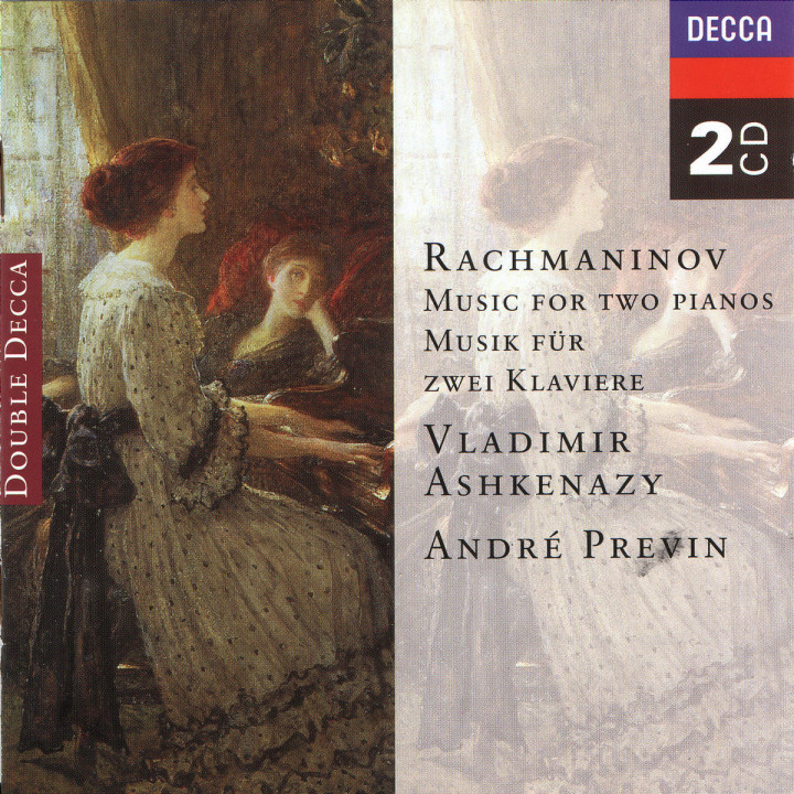 Rachmaninov: Music for two pianos 0028944484526