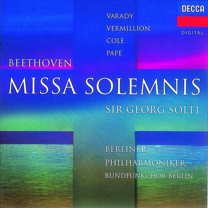 Missa Solemnis 0028944433726
