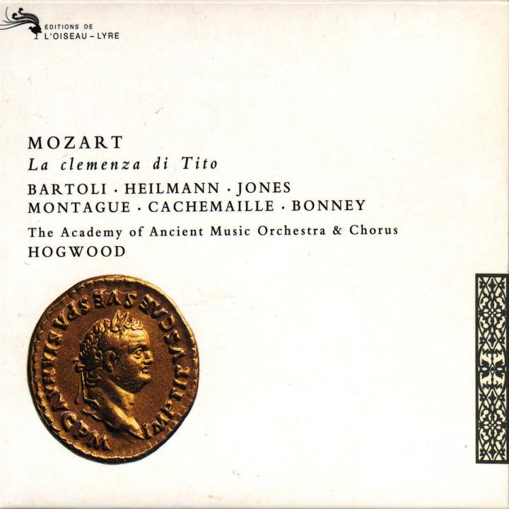 Mozart: La Clemenza di Tito 0028944413122