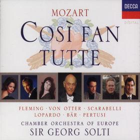 Renée Fleming, Mozart: Così fan tutte, 00028944417425