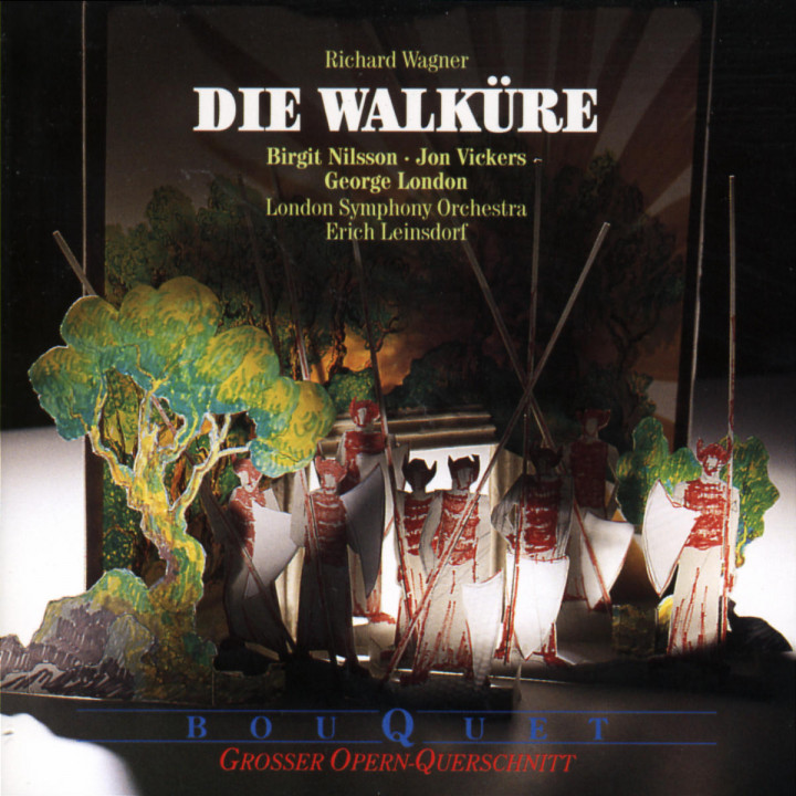 Die Walküre (Auszüge) 0028944396623