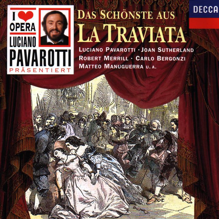 Das Schönste aus La Traviata 0028944382822