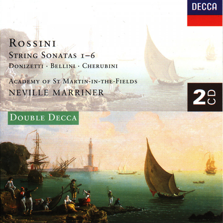 Sonaten für Streicher Nr. 1-6 0028944383823