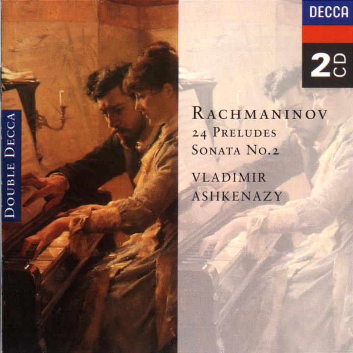 Rachmaninov: 24 Preludes; Piano Sonata No. 2 0028944384123