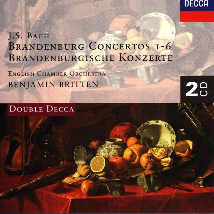 Bach, J.S.: Brandenburg Concertos etc. 0028944384721