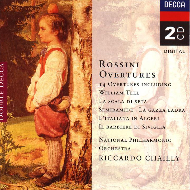 Rossini: 14 Overtures 0028944385021