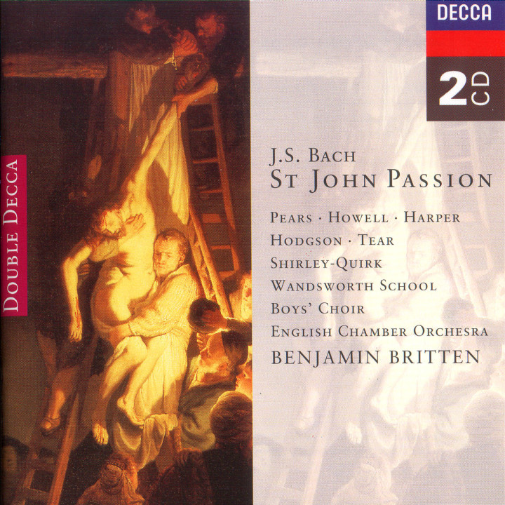 Johannes-Passion BWV 245 0028944385928