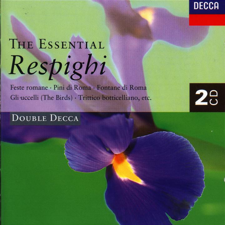 The Essential Respighi 0028944375925