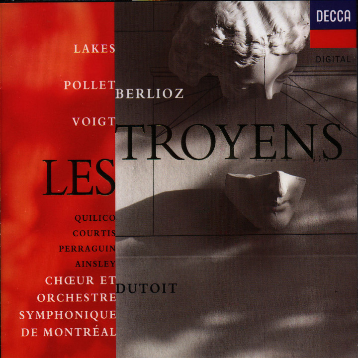 Les Troyens 0028944369328