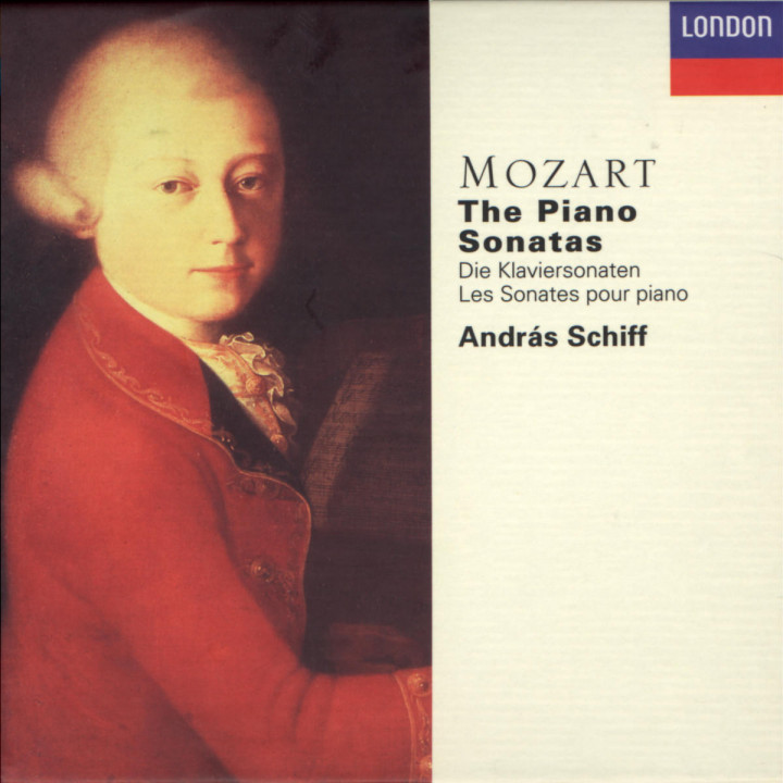 Mozart: The Piano Sonatas 0028944371725