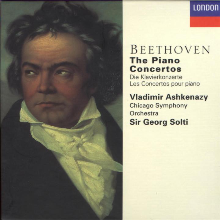 Beethoven: The Piano Concertos 0028944372324