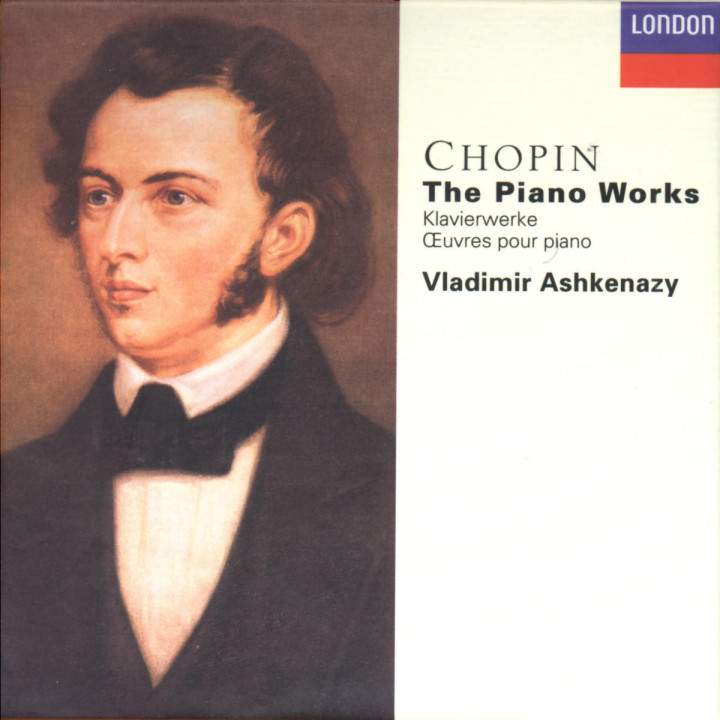 Chopin: The Piano Works 0028944373820