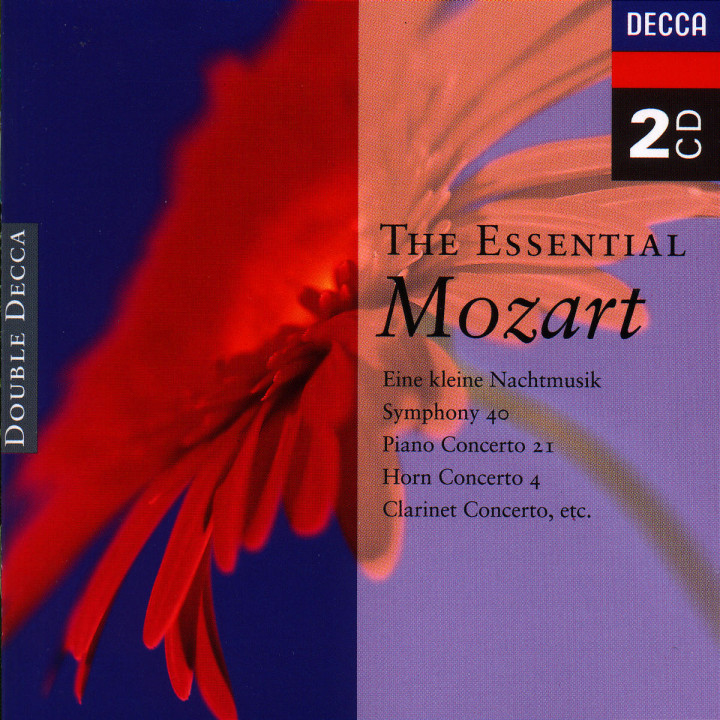 The Essential Mozart 0028944376225