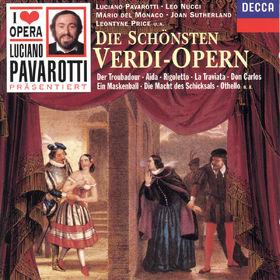 Giuseppe Verdi, Die schönsten Verdi-Opern, 00028944381627