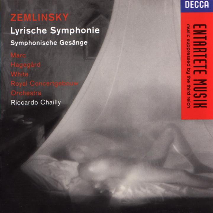 Lyrische Sinfonie; Sinfonische Gesänge 0028944356920