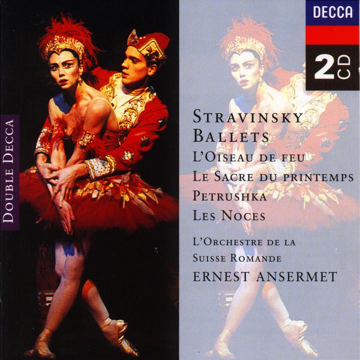 Stravinsky: Ballets 0028944346721