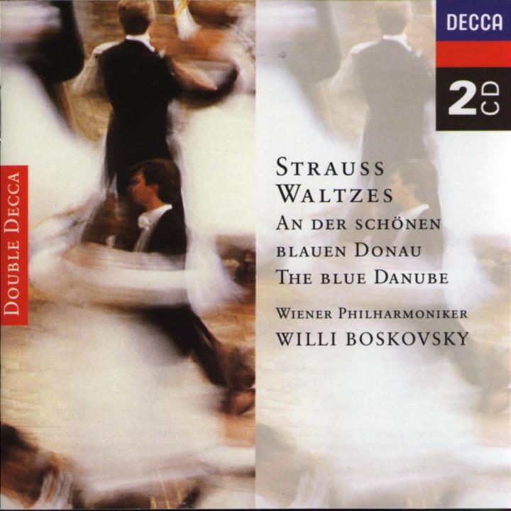 Strauss, J.II: Waltzes 0028944347320